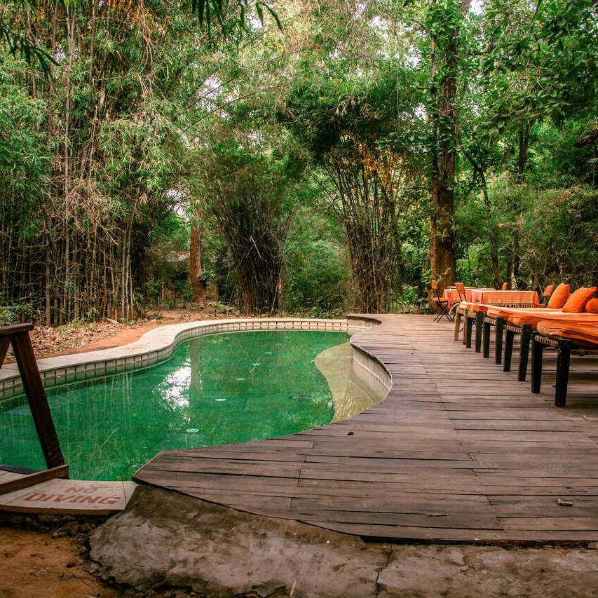 Mahua Kothi, A Taj Safari Lodge – Bandhavgarh National Park