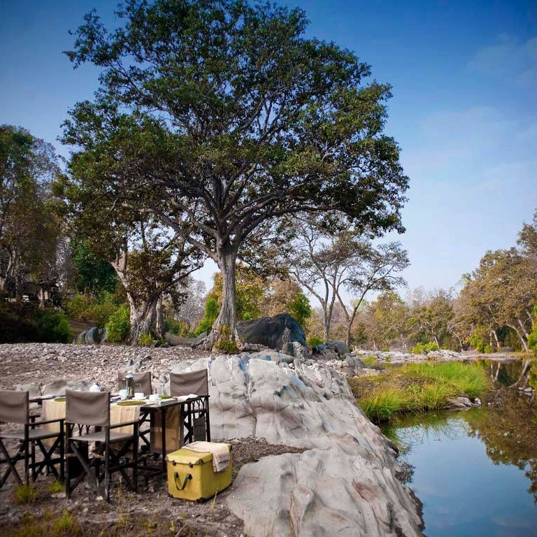 Banjaar Tola, A Taj Safari – Kanha National Park